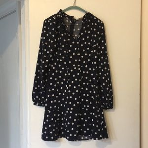 fun, business professional dress from the loft